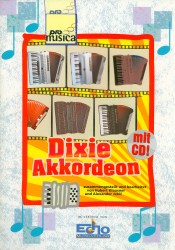 Heft_Dixie Akkordeon