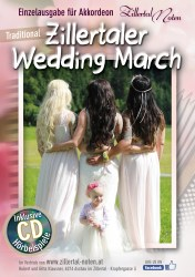 Heft_Einzelausgabe Zillertaler Wedding March