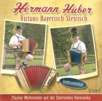 CD_Hermann Huber