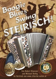 Heft_Boogie Blues Swing STEIRISCH