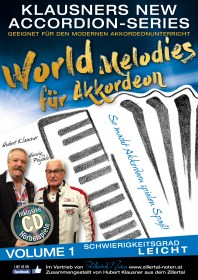 Heft_World Melodies Leicht Volume 13