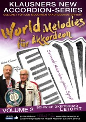 Heft_World Melodies Leicht Volume 29